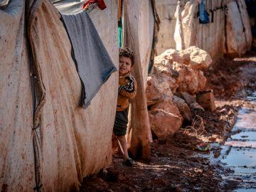 Niños con mayor riesgo ante el cambio climático