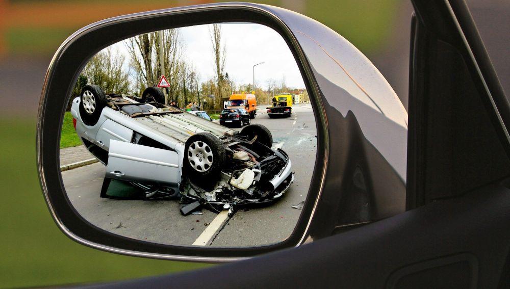 Accidentes mortales en carreteras españolas