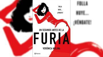 'Un segundo antes de la furia' de Verónica Molina