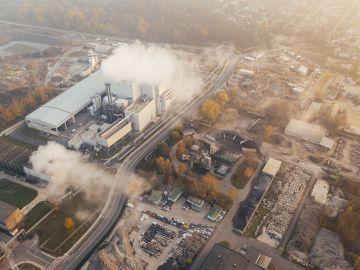 La emisión de gases incrementa el calentamiento global