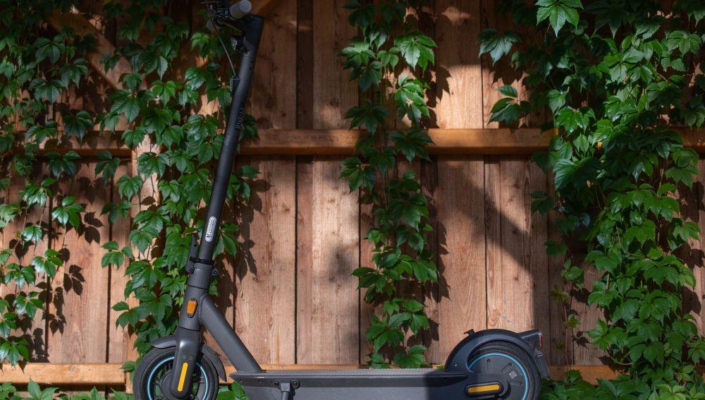 Patinete eléctrico, medio de transporte sostenible