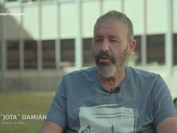La historia de Jesús Damian