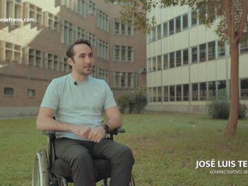 La historia de José Luis Temiño