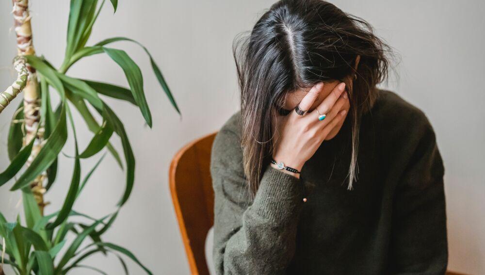 Problemas de salud mental entre la población joven