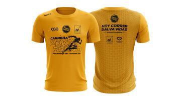 Camiseta naranja Carrera Ponle Freno 2021