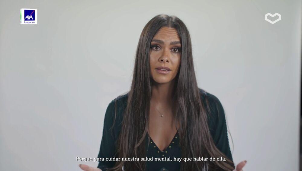 """Cristina Pedroche: """"Para cuidar tu salud mental hay que hablar de ella"""""""