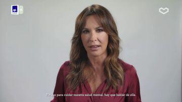 """Mamen Mendízabal: """"Si sientes que dentro de ti pasa algo, Constantes y Vitales quiere ayudarte"""""""