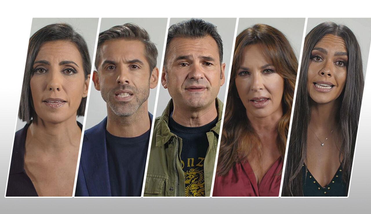'De esto hay que hablar': rostros de laSexta visibilizan la importancia de cuidar la salud mental en la nueva causa de 'Constantes y Vitales'