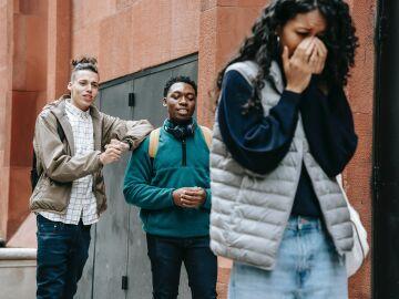 Situación de violencia de género entre adolescentes
